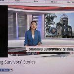 NHK World Newsでニュースに