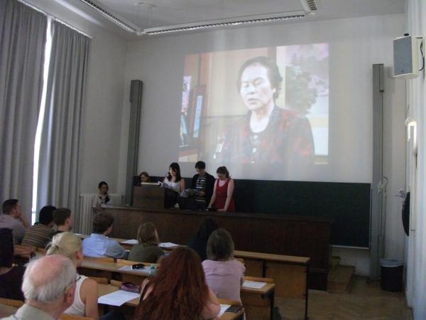 頑張るドイツのボン大学②