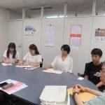 京都外大サポーター会議の広島フィールドワーク