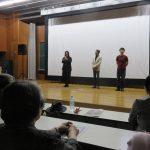 5.14 映画「アオギリにたくして」学内上映会を終えて