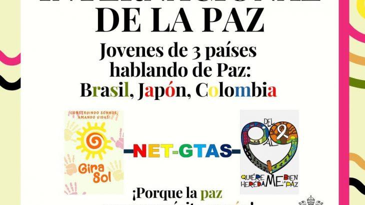 コロンビアの教皇ハベリアナ大学主催の平和行事に参加!!